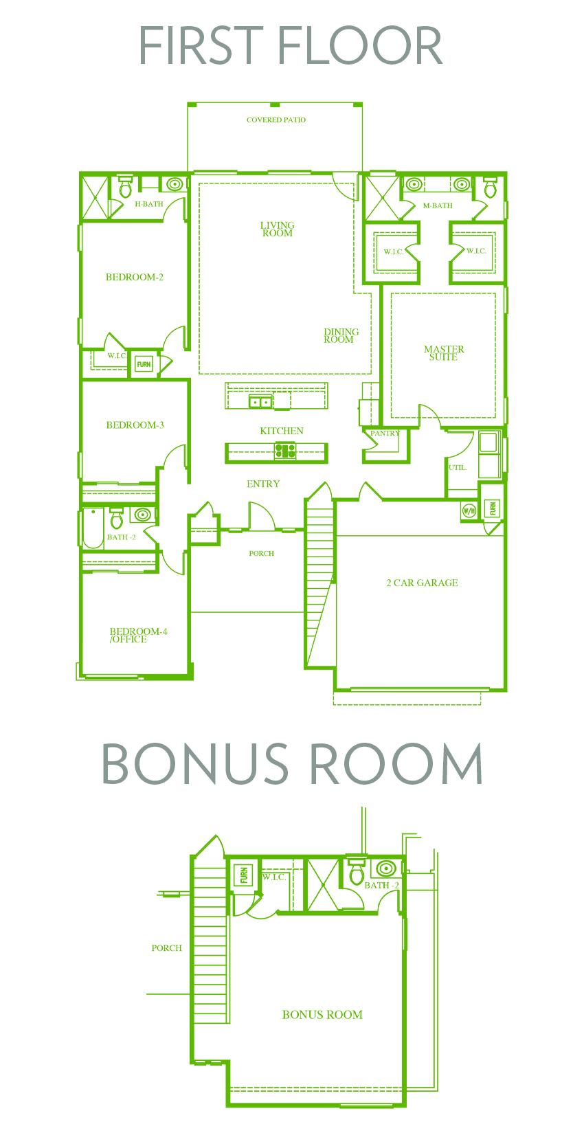 Mission w/ Bonus Room