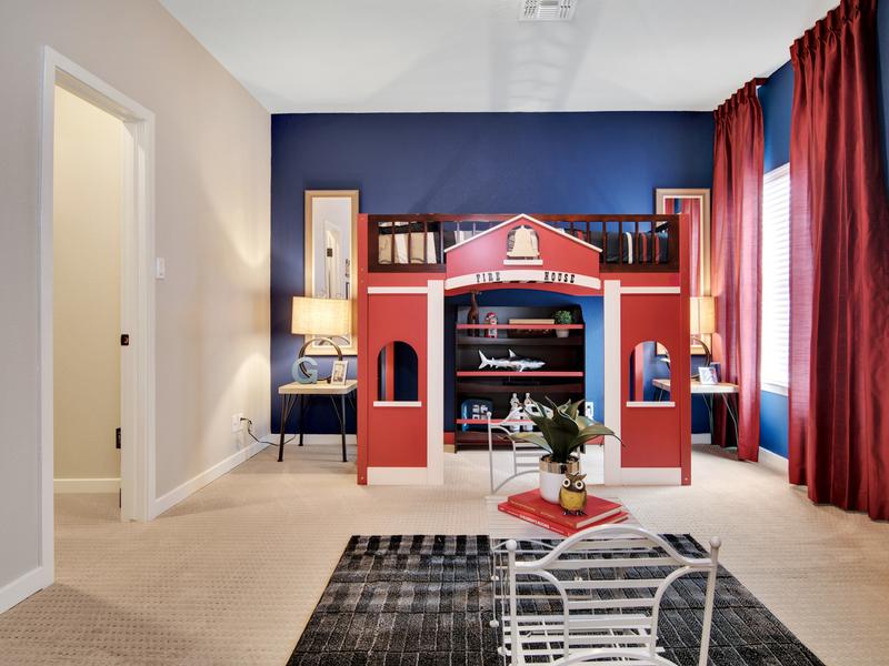 Tuscany Model Home - Room 1