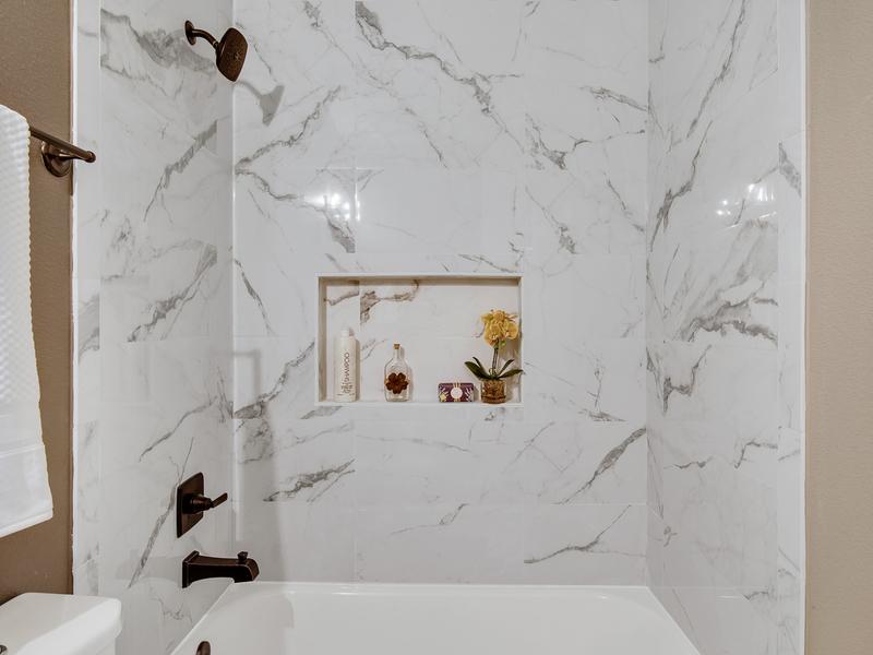 Brooks Model Home - Bathroom 3