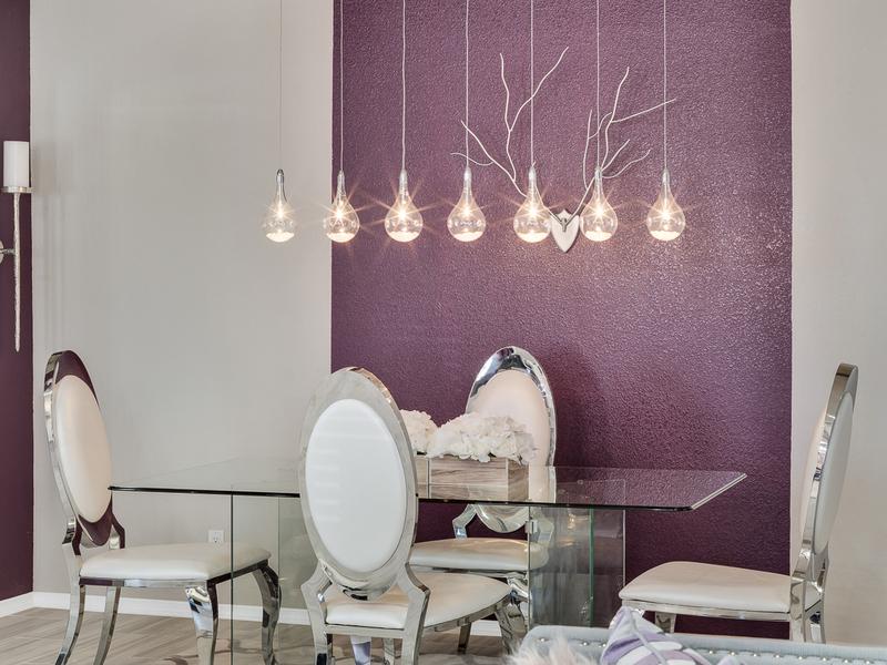 Frida Model Home - Dining Room