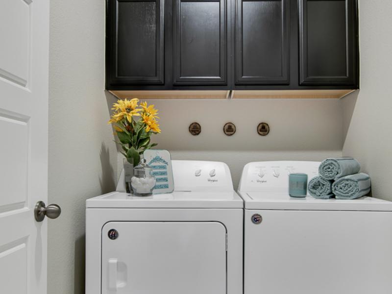 Frida Model Home - Laundry
