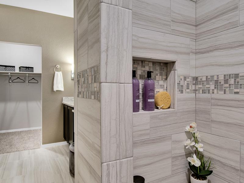 Frida Model Home - Master Bathroom