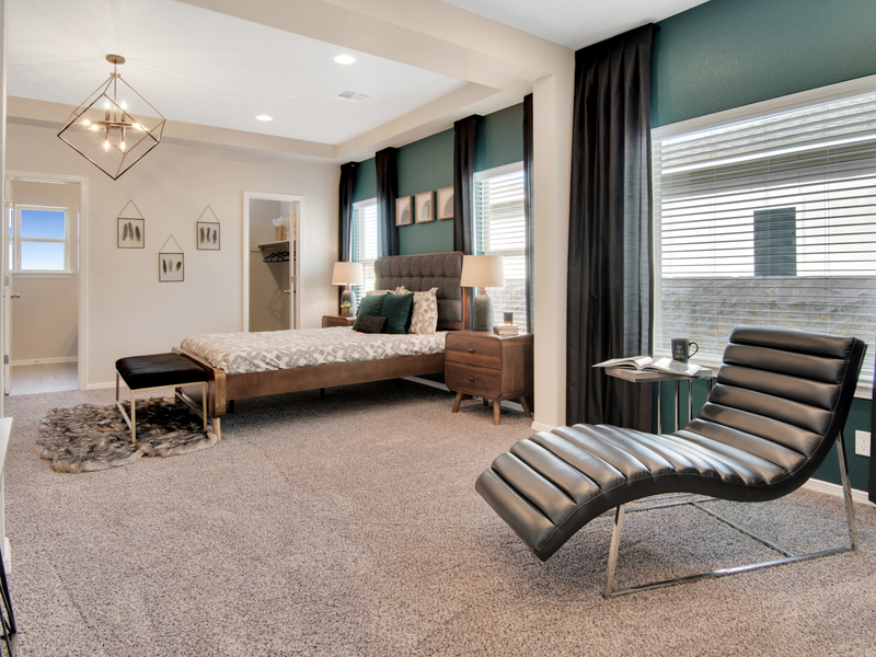Ryan - Master Bedroom w/ sitting area
