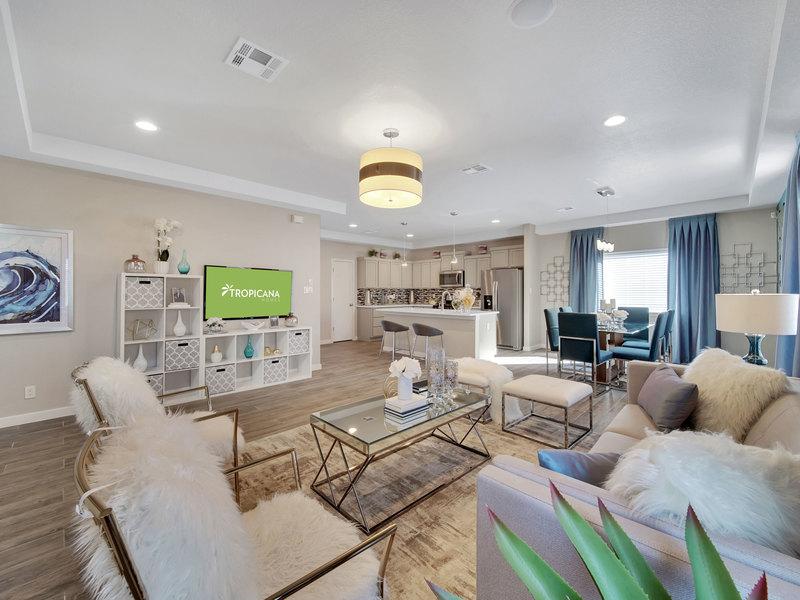 Weston - Living Area