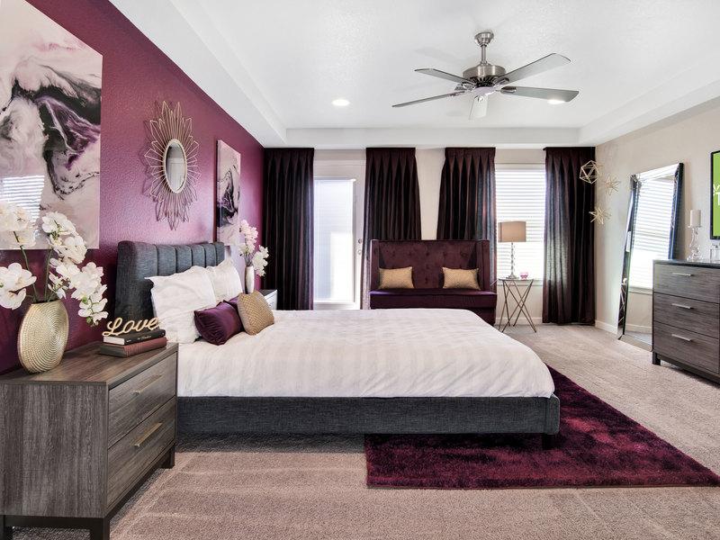 Weston - Master Bedroom