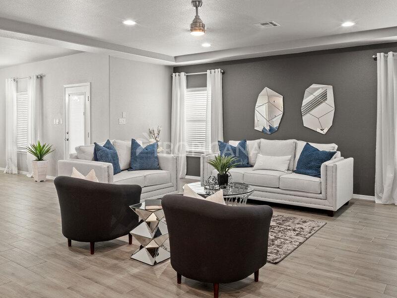 Katharine model home - Livingroom