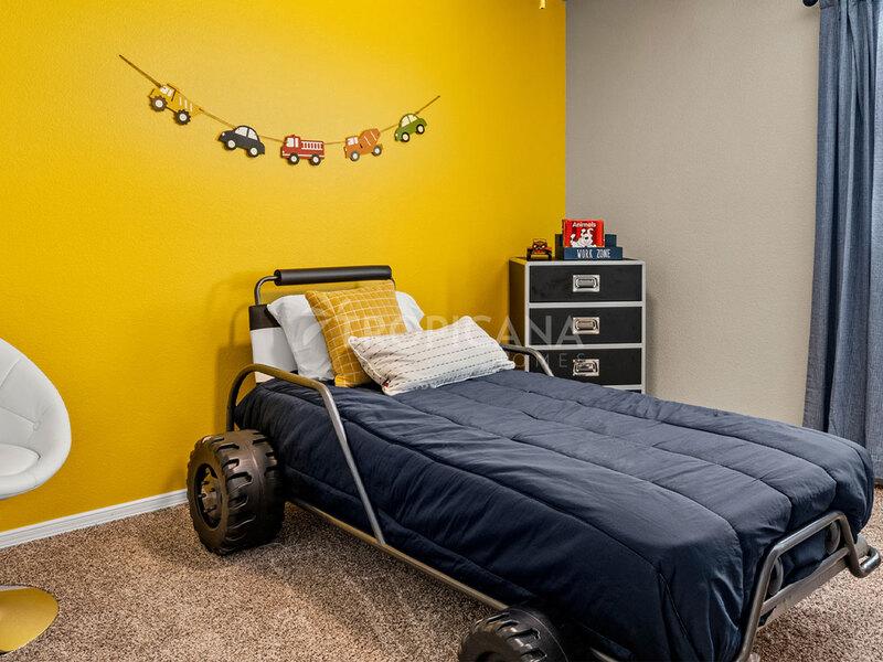 Katharine model home - Bedroom 1