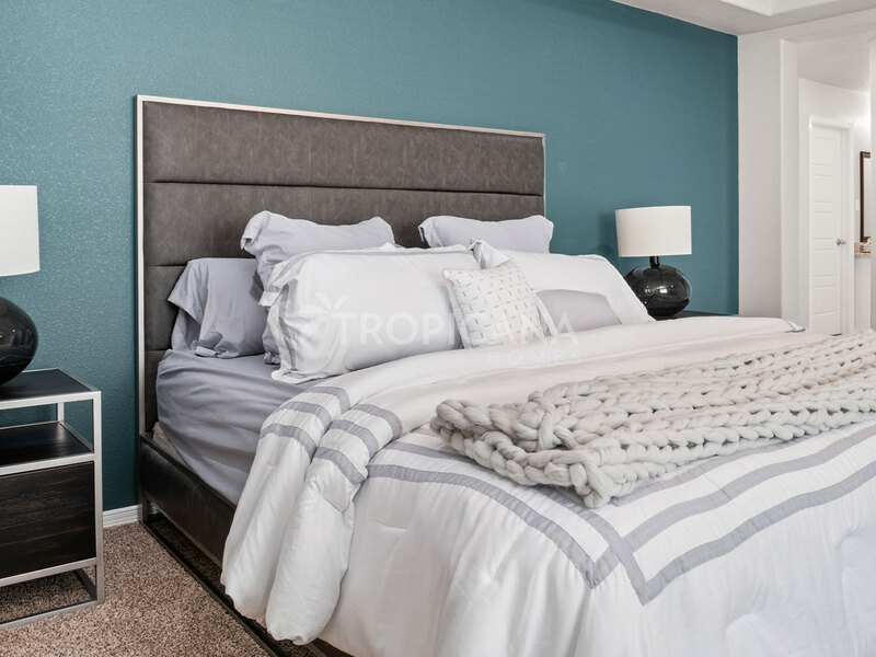Katharine model home - Master bedroom