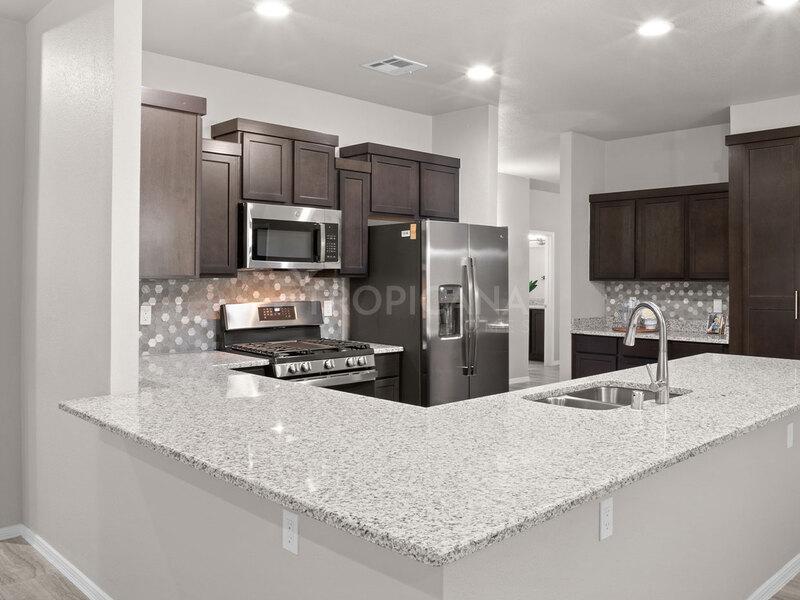 Kandy model home - Kitchen