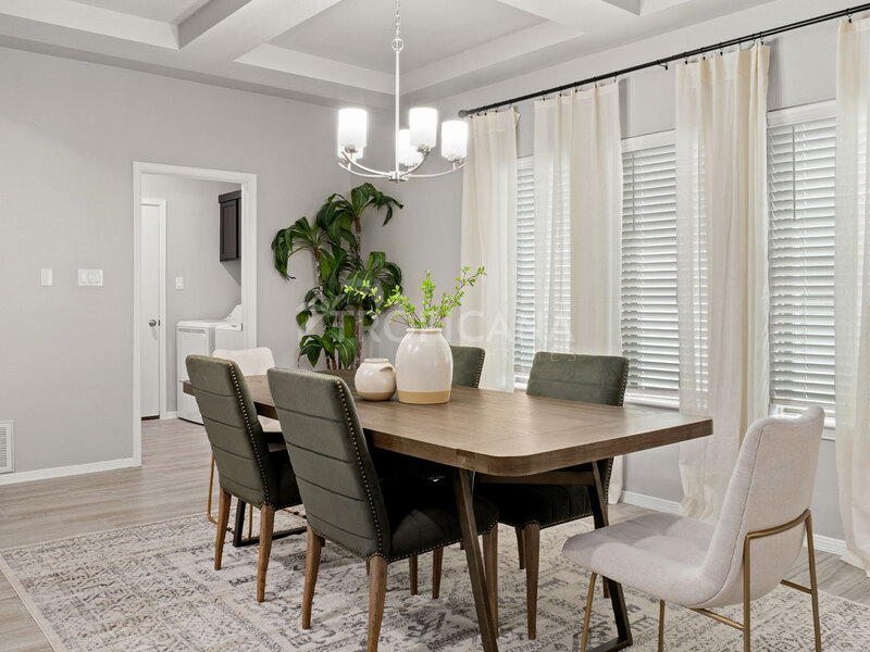 Kandy model home - Dining room