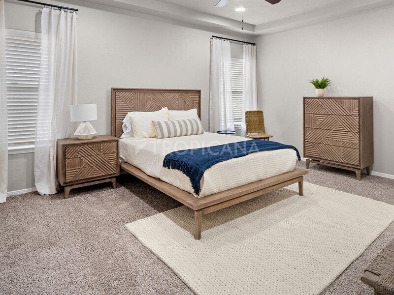 Kandy model home - Master bedroom