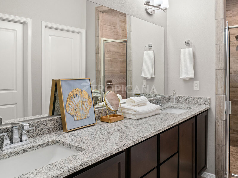 Kandy model home - Master bathroom