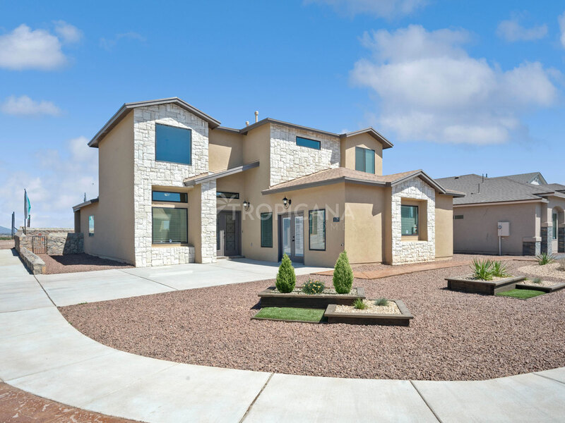 Eastlake model home - Exterior