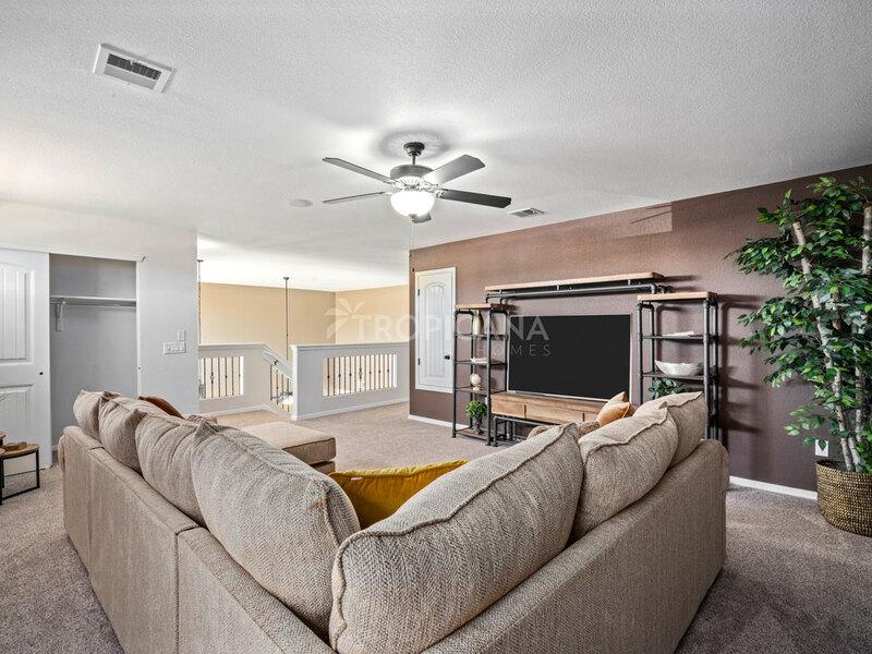 Eastlake model home - Upstairs loft