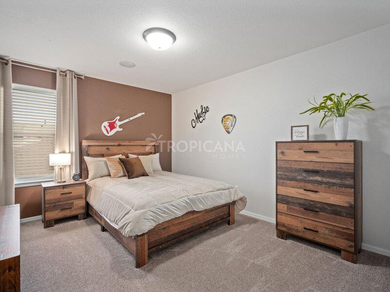 Eastlake model home - Bedroom 1