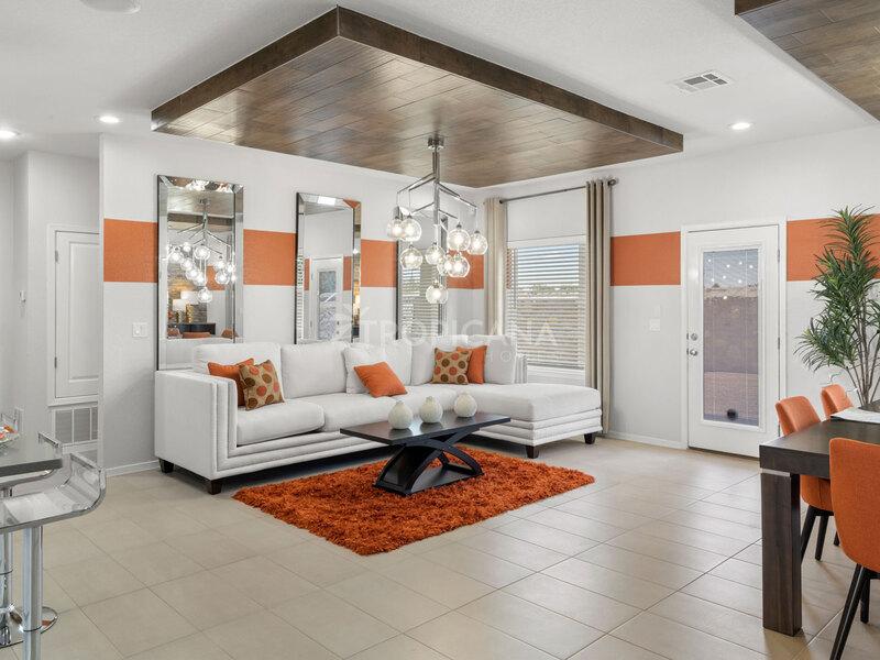 Tampachoa w/ loft - Living room