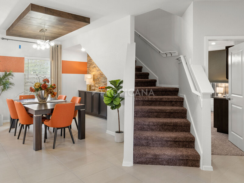 Tampachoa w/ loft - Dining room and stairs